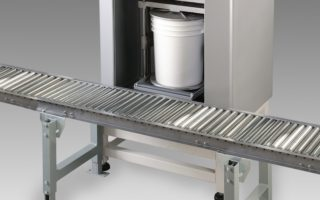 GyroMixer - With conveyor